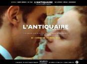 Benjamin Siksou L'Antiquaire écrans mars