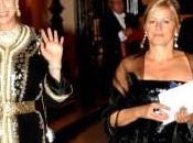 Lalla Salma mariage princier Guillaume Stéphanie