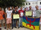 Bejaïa rassemblement soutien Yézidis chrétiens d'Irak Aokas