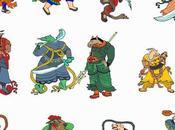 animaux l'astrologie orientale