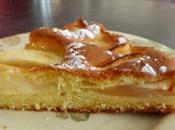Gâteau moelleux pommes