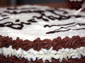 Entremet croustillant café toblerone blanc