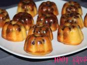 Moelleux clémentines pépites chocolat