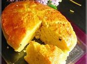 Gateau confiture pastèque orange vanille