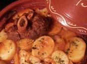 Tajine veau, pommes terre