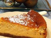 Cheesecake caramel