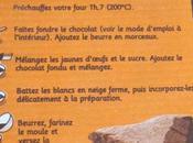 Fondant chocolat corsé amandes