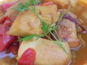 Encornets sauce