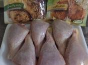 Pilons cuisses poulet l'ebly