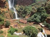 Belle excursion Maroc, cascades d'ouzoud
