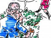 Caricature Jean-Marie