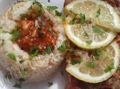 Filets poisson four