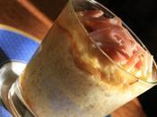 flan chou-fleur conté bacon dinde