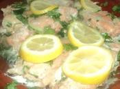 Tajine saumon charmoula