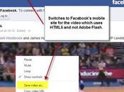 Comment télécharger vidéo Facebook sans rien installer