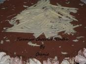Tiramisu chocolat menthe