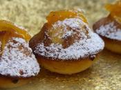 Biscuit l'huile d'olive zestes oranges confits