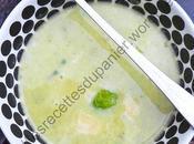 Soupe choux Bruxelles Cheddar Brussel Sprouts Soup