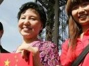 touristes chinois renseignent Internet