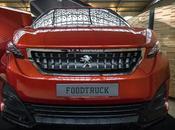 Peugeot repense FOODTRUCK