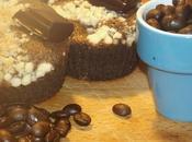 Muffins corsés cacao amer café, pour réveils difficiles