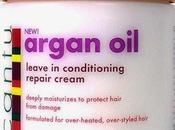 J'ai testé: Cantu Argan leave conditioning cream
