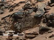 t'il l'eau liquide Mars