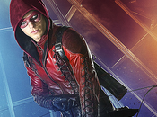 Arrow Colton Haynes (Roy Harper) quitte série