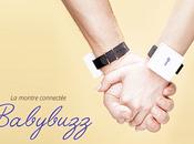 Babybuzz, montre connectée pour futur papa