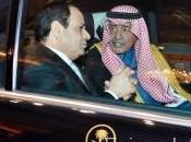 Egypte Arabie Saoudite rapprochement niveau militaire