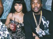 Nicki Minaj fiancée rappeur Meek Mill