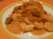 Blanquette crevettes
