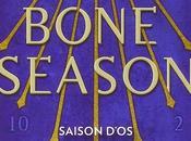 Bone Season tome Saison d'os Samantha Shannon