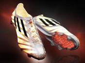 Adidas 99g, chaussure foot plus légère monde