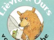 Lièvre ours vont pêche Emily GRAVETT