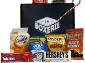 Gagnez l'American Food Boxerie