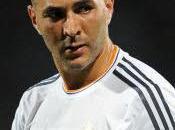 tuile pour Karim Benzema