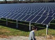 L'énergie solaire bientôt aussi marché charbon grâce panneaux moins chers?