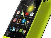 smartphone ARCHOS Diamond performant dans bien domaines, compris niveau tarifaire