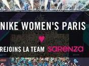 Venez courir avec Sarenza #NIKEWOMENSPARIS (concours)