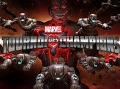 Ultron prend commandes Marvel Tournoi Champions