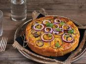 Gâteau Chou Fleur Parmesan Basilic