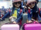 jumelles taiwanaises déjà véritables stars