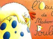 L'oeuf Madame Poule