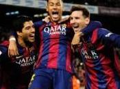 Vidéo buts Messi, Neymar Suarez Barça 2014-2015
