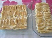 Tarte pommes façon pain perdu