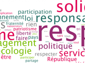 mots Français l'engagement