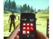 contrôler téléphone avec iPhone