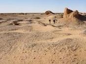 cités perdues dans désert libyen révélées imagerie satellite