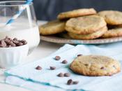 Cookies caramel chocolat lait